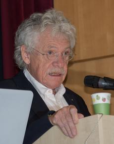 Moderator Prof. Stoehrer